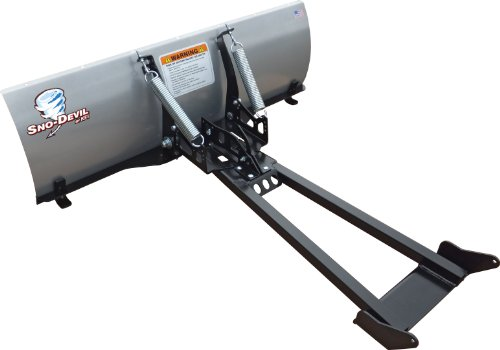 top rated KFI Product 105500 SNO-Devil ATV Plow 2020