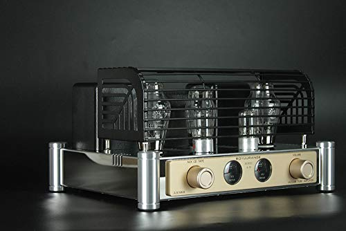 BoyuuRange A50 MKIII 300B HiFi Intergrated Tube Amplifier Single-end Class A Valve Amp with Tube Cage