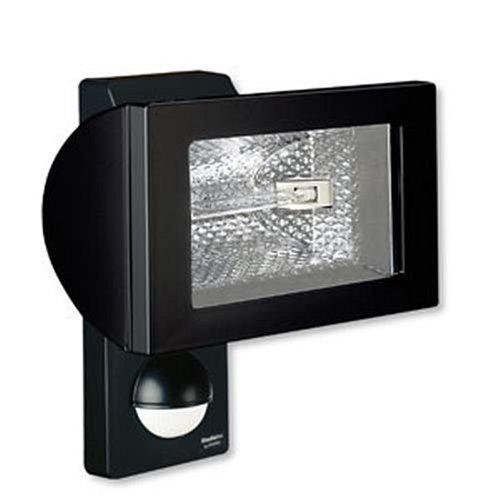 STEINEL 632717 Sensor-Halogenstrahler schwarz