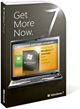Microsoft Windows 7 Anytime Upgrade [Home Premium to Ultimate] (Old Version)