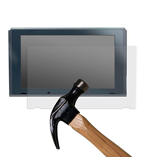 yayago screen protector glas 0 26 mm screen protector voor Nintendo Switch glasplaat gehard glas 9H (opzettelijk kleiner dan het scherm want dit is gekromd)