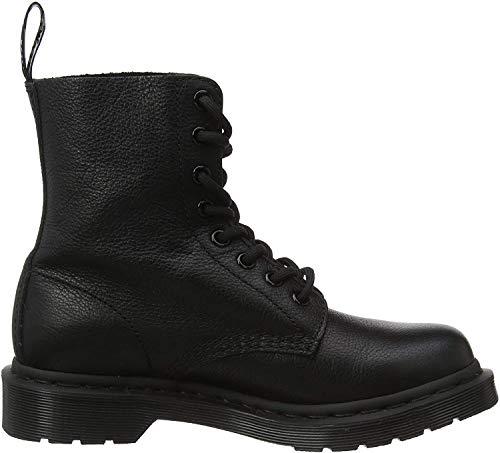 Dr. Martens 1460 Mono Virginia Boots Black, Pointure:EUR 42