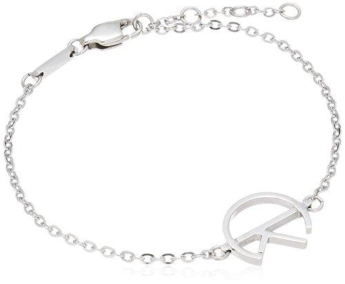 Calvin Klein Damen-Gliederarmband Edelstahl KJ6DMB000100