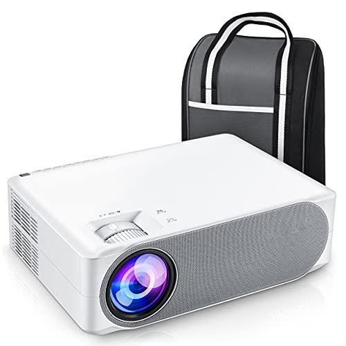 vankyö V630 Vidéoprojecteur Native 1080p Full HD 7500 lux Home Cinéma avec correction électronique ± 50 °, prend en charge HDMI USB TV, ordinateur portable, smartphone iOS/Android