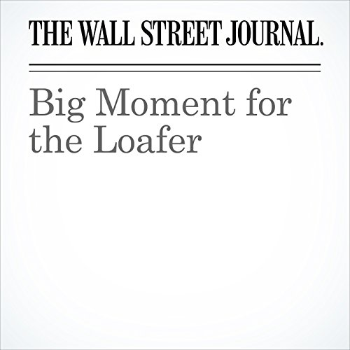 Big Moment for the Loafer audiobook cover art