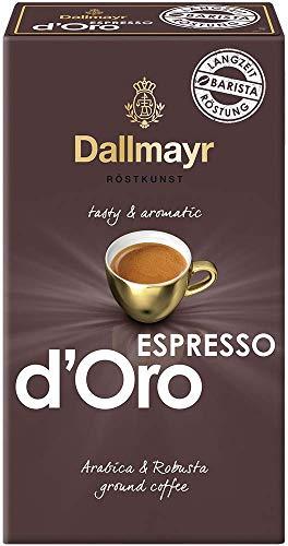Dallmayr espresso d'Oro 250 g gemalen, gemalen bonen (1 x 250 g)