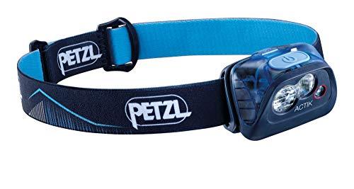 Petzl Bleue Lampe Frontale ACTIK, Taille Unique