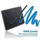 Zoom IMG-1 huion inspiroy h430p tavoletta grafica