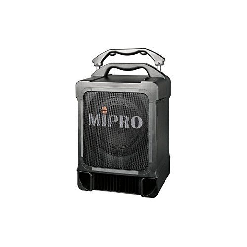 Read About MiPro MA707PADM5AH | 100W Portable PA System with Wireless Receiver Handheld Microphone