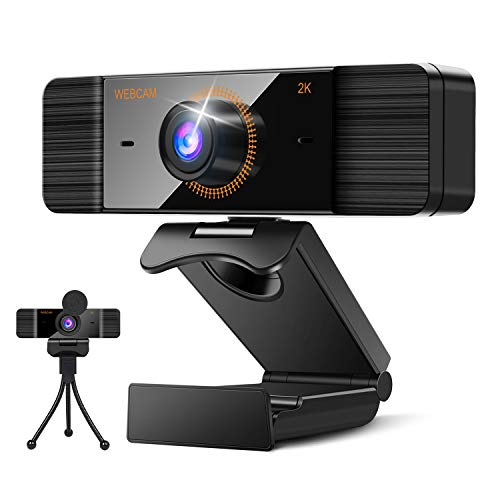 Webcam Pc 2K Marca Fanlce