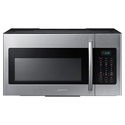 Samsung ME17H703SHS 1.7 Cu. Ft. Stainless Steel Over-the-Range Microwave