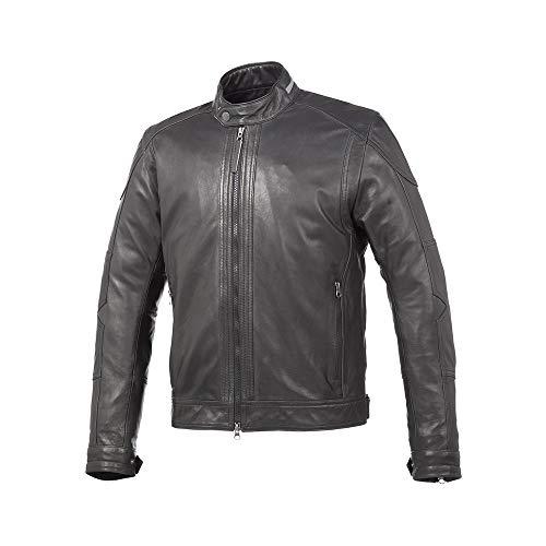 Giacca in vera pelle di classico taglio motociclistico STRAPELLE Tucano Urbano 8991MF061 (XL)