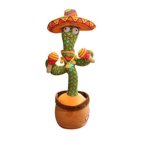 FANFX Dancing Cactus Plush Toy F...