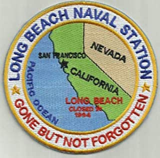 Long Beach Naval Station, California, Closed 1994, Gone BUT NOT Forgotten by HighQ Store
