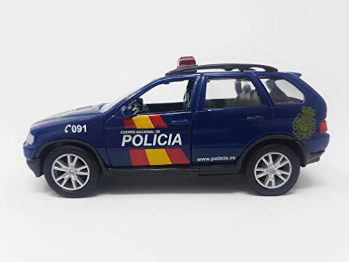 PLAYJOCS Coche Policía Nacional GT-3541