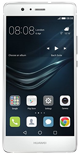 Huawei P9 lite Smartphone (13,2 cm (5,2 Zoll) Touch-Display, 16GB interner Speicher, 3GB RAM, Android 6) weiß