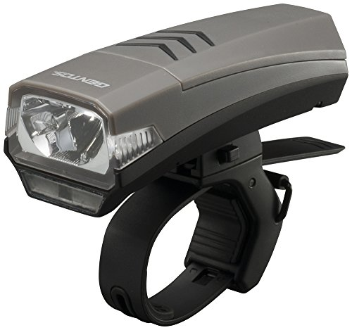 GENTOS(ジェントス) バイクライト USB充電式 【明るさ150ルーメン/実用点灯5時間/防滴】 XB-555LR ANSI規格準拠