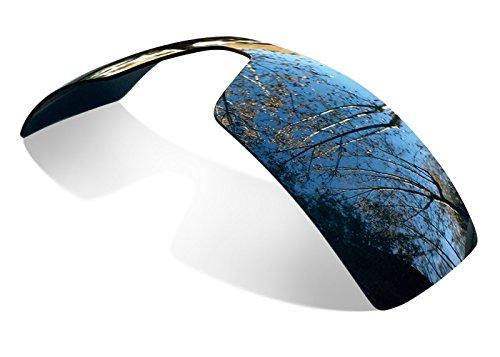 Cristales Compatibles de Recambio Polarizada para Oakley Oil Rig Black