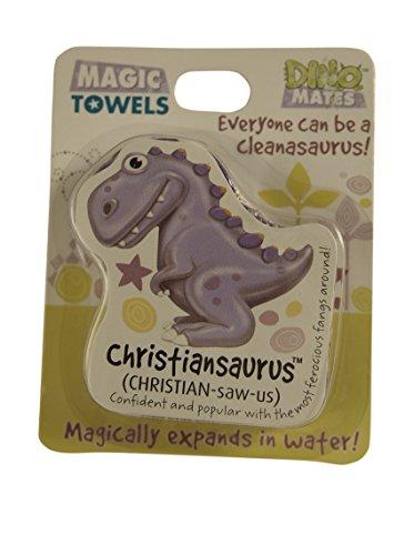 John Hinde DinoMates Magic Towel, Christian