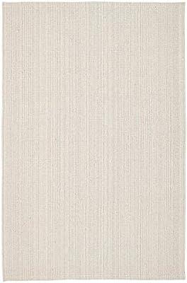 IKEA/イケア TIPHEDE/ティプヘデ:ラグ 平織り120x180 cm ナチュラル/オフホワイト(004.567.59)