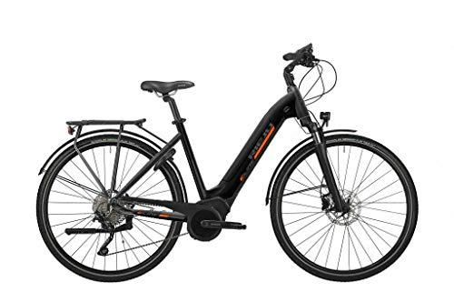 ATALA RIEJU E-LINE LUX bicicletta elettrica e-bike BOSCH PERFORMANCE 500wh (nero)