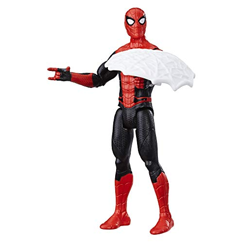 Spider-Man: Far from Home Web Shield 6'-Scale Hero Action Figure Toy – Ages 4 & Up