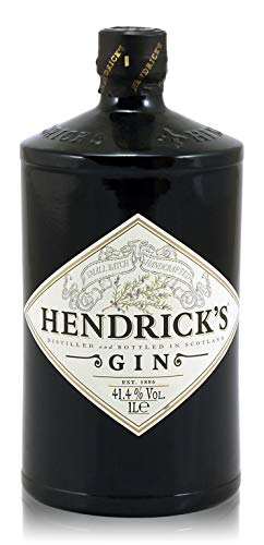 Hendricks Gin (1 x 1l) 41,4% Vol.