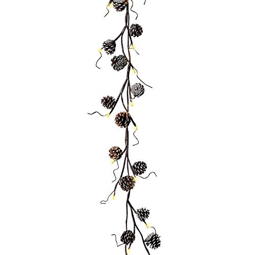 Gerson 23117 - 2145280 Battery Operated Lighted Garland