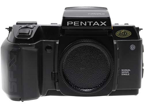 Pentax SFX DSLR-Kamera, Objektivanschluss Pentax K AF
