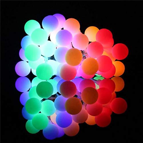 YCEOT 5.1M 50 LED String Lights Night Light Holiday Lighting kerstboom Fee slinger decoratie voor feestjes bruiloft kerstverlichting