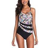 UOKNICE Swimwear for Womens, Summer Beach Siamese Set Push-Up Stripe Beachwear Tankini Bikini Dare Contest Competition Babes Body riot Costume Sale on Designer Pink