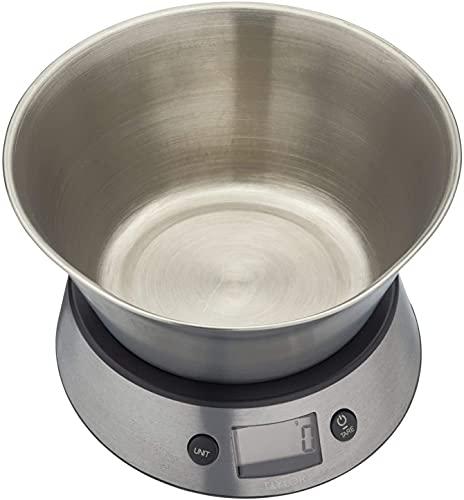 Taylor Pro Balanza Digital de Cocina con Recipiente Extraíb