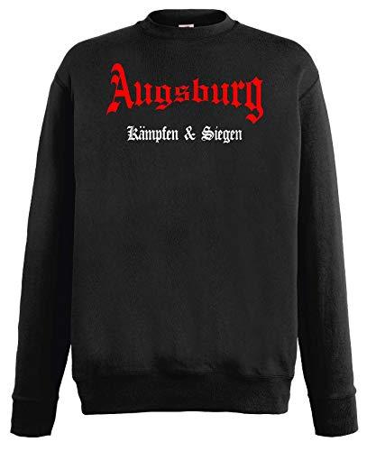 Augsburg Ultras Kämpfen & Siegen Sweatshirt