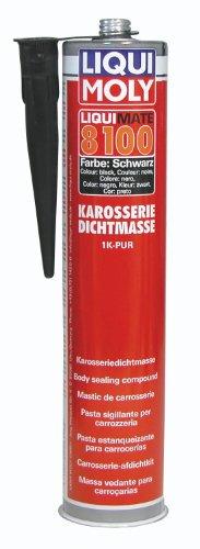 LIQUI MOLY 6146 Liquimate 8100 1K-PUR Einkomponentenkleber, schwarz, 310 ml