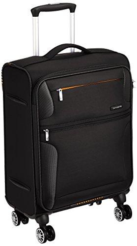 [サムソナイト] スーツケース キャリーケース クロスライト スピナー55 機内持込可能サイズ 保証付 34L 55 cm 2.5kg ブラック