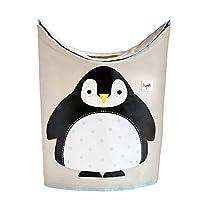 3-Sprouts-Pinguino-Cesto-para-ropa-unisex