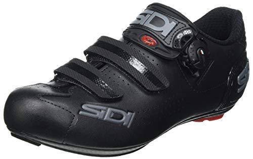 Sidi Alba 2 Mega Schuhe Herren Black/Black Schuhgröße EU 43 2021 Rad-Schuhe Radsport-Schuhe