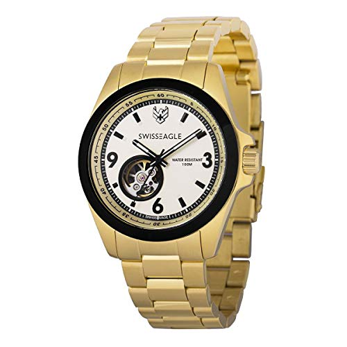 Reloj Swiss Eagle SE-9159A-55