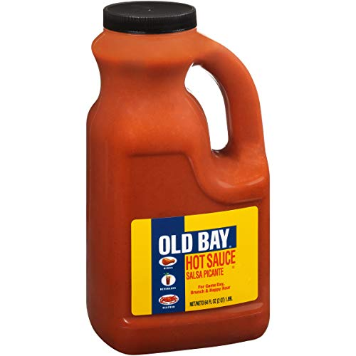 OLD BAY Hot Sauce 64 fl oz