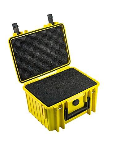 B&W outdoor.cases Typ 2000 mit Würfelschaum (SI) - Das Original