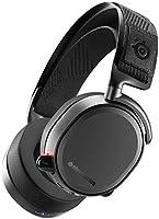Steelseries Arctis Pro Wireless Draadloze Gaming Headset, Hi-Res Luidsprekerstuurprogramma's, Tweevoudig Draadloos (2.4G...