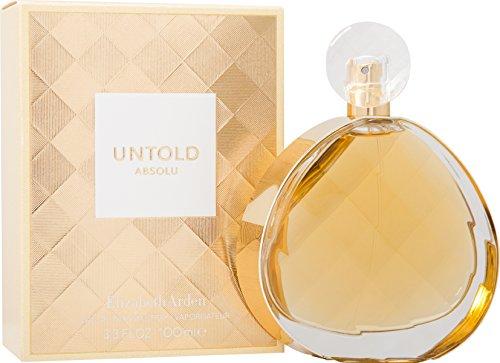 Elizabeth Arden Untold Absolu Eau de Parfum Spray da 100ml per lei con sacchetto regalo