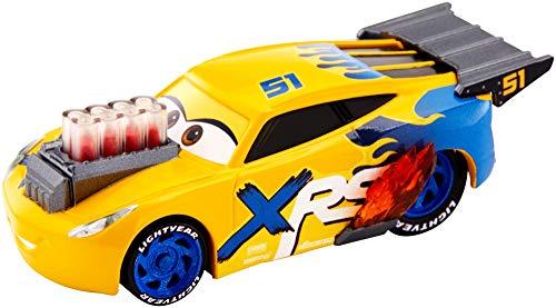 Disney Cars GFV35 - XRS Xtreme Racing Serie Dragster Rennen Die-Cast Spielzeugauto Cruz, Spielzeug ab 3 Jahren