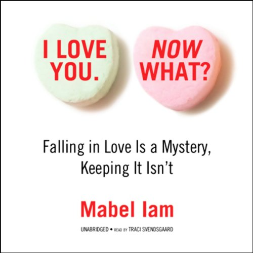 I Love You. Now What? audiobook cover art