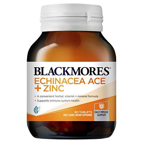 Blackmores Echinacea ACE + Zinc (60 Tablets)