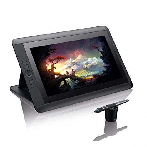 Wacom Cintiq 13HD (DTK-1300 4) Grafik-Tablett, PC/Mac