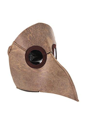 Bubonic Plague Doctor Bird Costume Mask