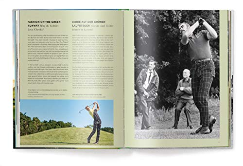 Golf - Das ultimative Buch, Golf-Legenden und Lifestyle, alles für den passionierten Golfer (Deutsch, Englisch) 25 x 32 cm, 256 Seiten - 5