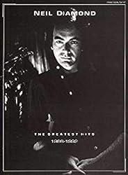 Neil Diamond: The Greatest Hits 1966-1992. Partitions pour Piano, Chant et Guitare(Boîtes d\'Accord)
