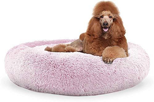 Cuccia per Cane da Interno, Lettino per Cani, Gatto Antistress Sfoderabile Cuscino, Morbida Impermeabile Rilassante Lavabile Cuccia per Cani di Taglia Media E Grande#1-120cm